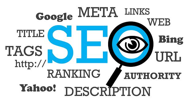 Digital marketing field - SEO