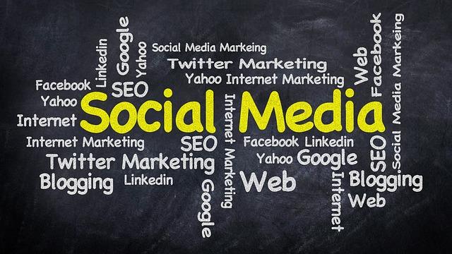 Digital marketing field - social media management
