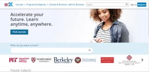 free digital skills training edx